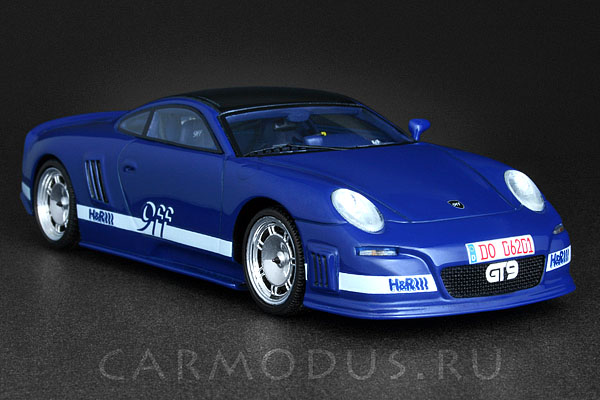 9ff GT9 (2008) Porsche – Spark 1:43
