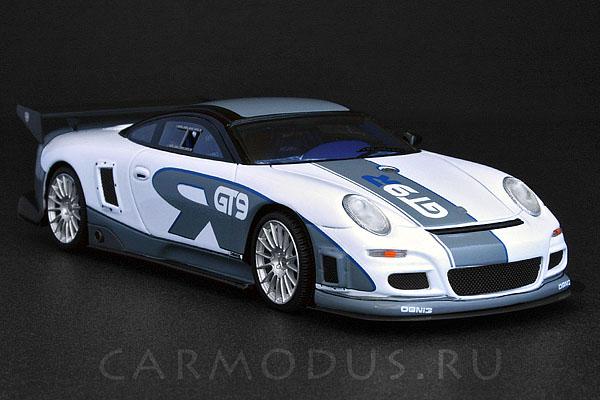 9ff GT9 R Prototype (2010) – Spark 1:43