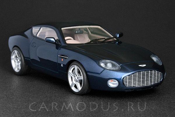 Aston Martin DB7 Zagato (2003) – Spark 1:43