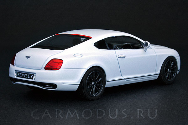 Bentley Continental Supersports (2009) – MINICHAMPS 1:43
