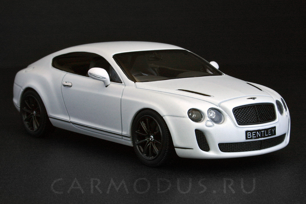 Bentley Continental Sports Cars