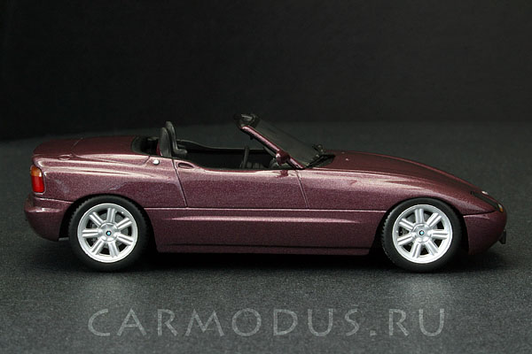 BMW Z1 (1988) – MINICHAMPS 1:43
