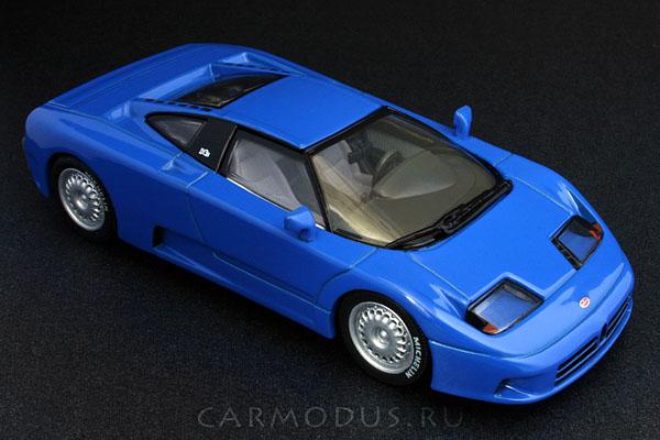 Bugatti EB 110 GT (1991) – MINICHAMPS 1:43
