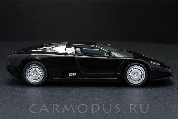 Bugatti EB 110 GT  (1991) – Revell 1:43