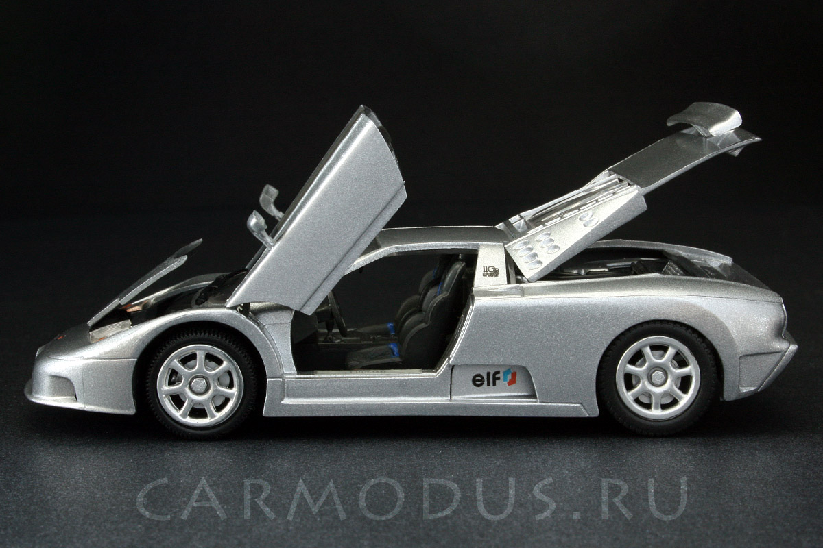 Bugatti EB 110 SuperSport  (1993) – Revell 1:43