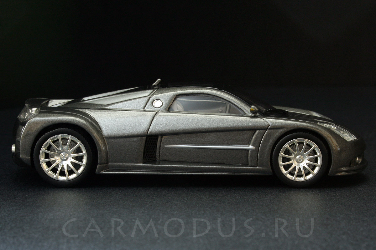 Chrysler ME Four-Twelve Concept (2004) – Norev 1:43 | CARMODUS ...