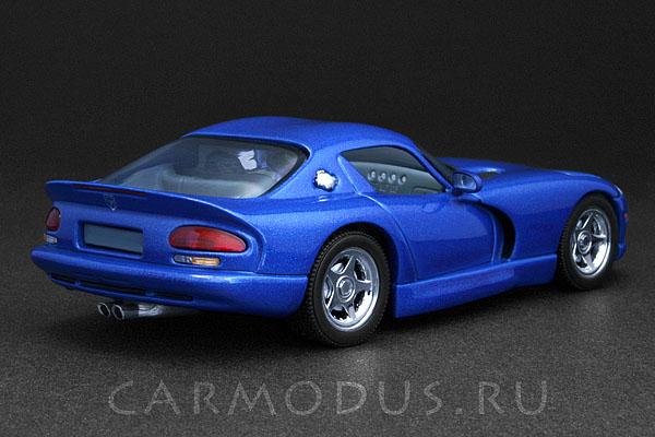 Dodge Viper Coupe (1993) – MINICHAMPS 1:43