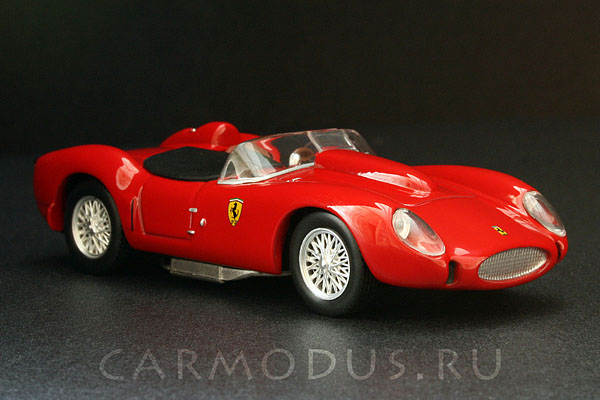 Ferrari 250 Testa Rossa (1958) – GE Fabbri 1:43