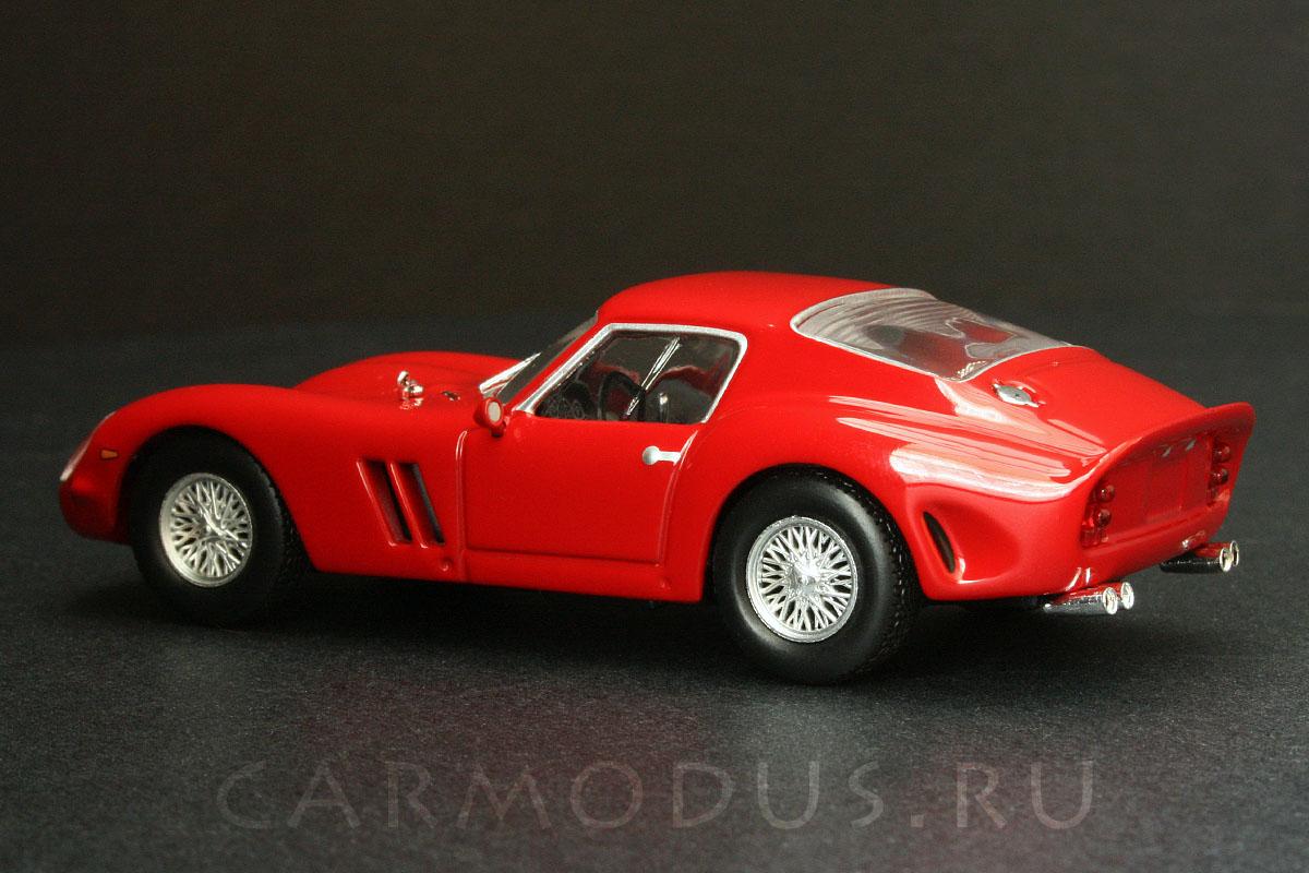 Ferrari 250 GTO (1962) – GE Fabbri 1:43