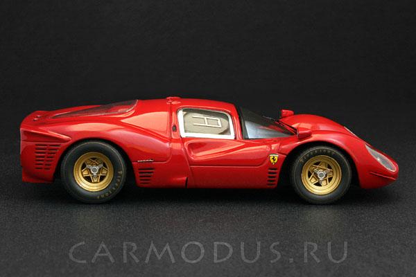 Ferrari 330 P4 (1967) – Hot Wheels Elite 1:43