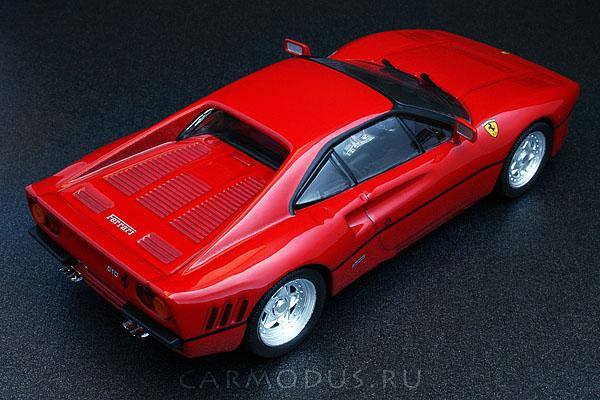 Ferrari 288 GTO (1984) – GE Fabbri 1:43