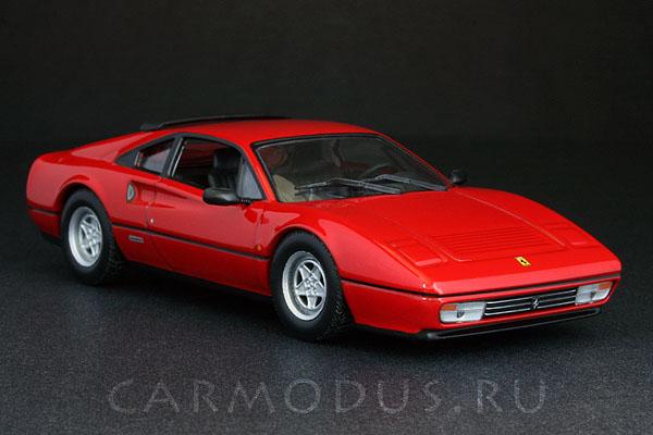 Ferrari 328 GTB (1985) – Hot Wheels 1:43