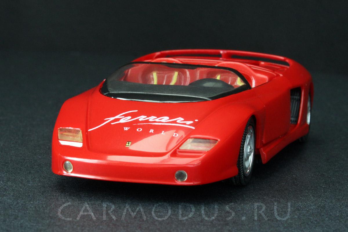 Ferrari Mythos Concept (1989) – Revell 1:43