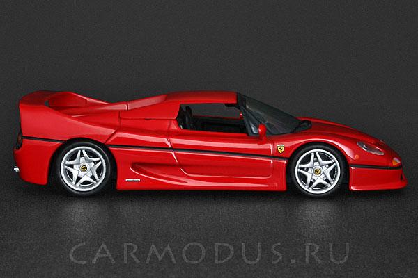 Ferrari F50 (1995) – MINICHAMPS 1:43