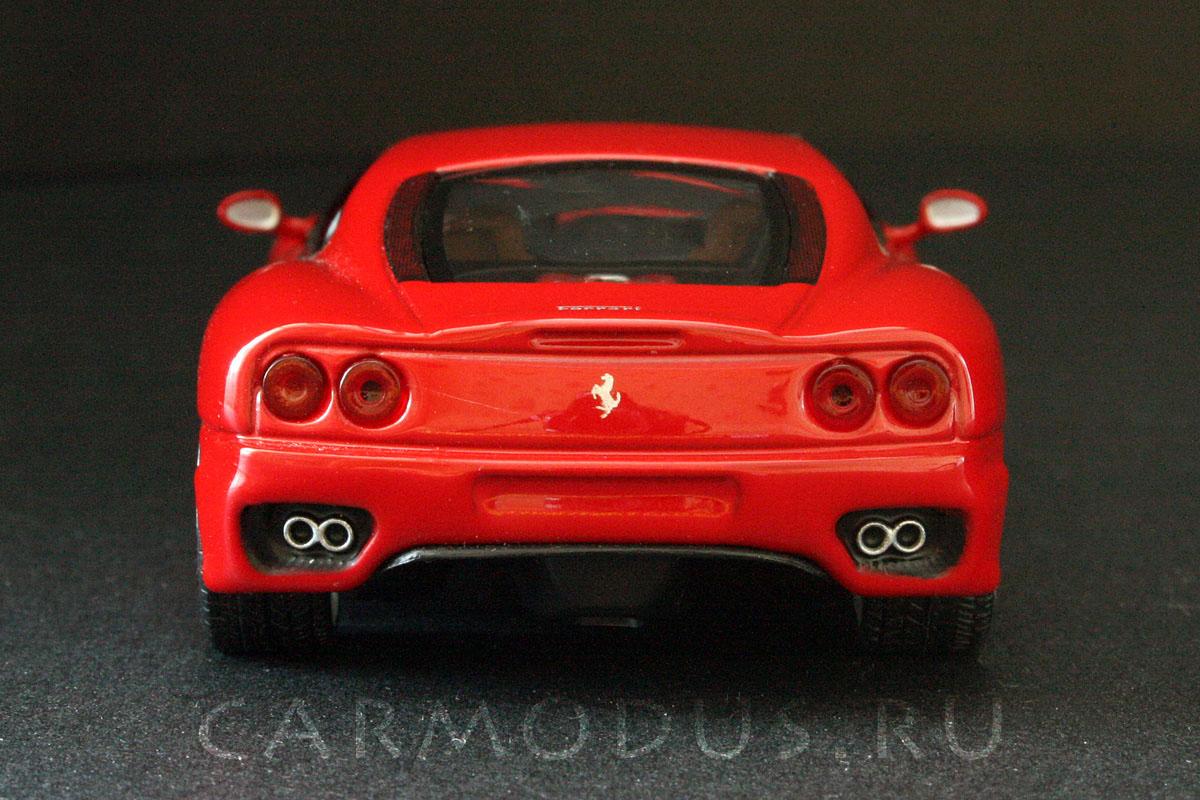 Ferrari 360 Modena (1999) - GE Fabbri 1:43