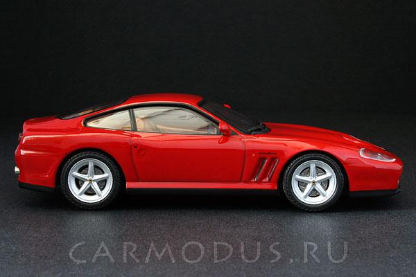 Ferrari 575M Maranello (2002) – GE Fabbri 1:43
