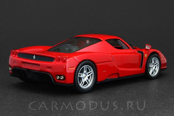 Ferrari Enzo (2002) – Hot Wheels 1:43