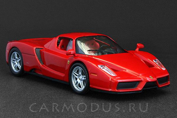 Ferrari Enzo (2002) – Hot Wheels 1:43