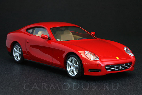 Ferrari 612 Scaglietti (2003) – Hot Wheels 1:43