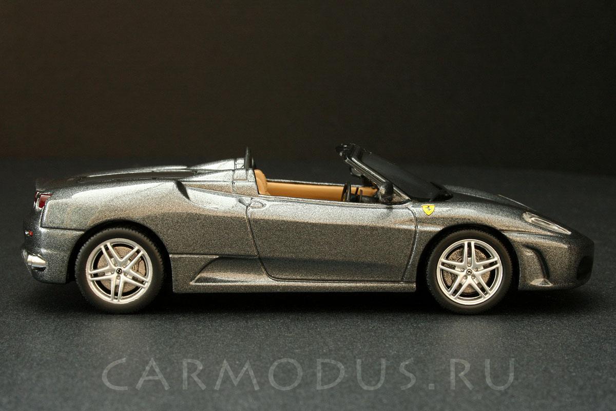 Ferrari F430 Spider (2006) – GE Fabbri 1:43