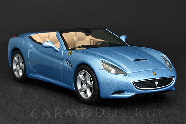 Ferrari California (2008) – GE Fabbri 1:43