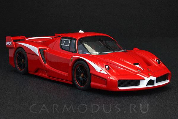 Ferrari FXX Evoluzione (2008) – Hot Wheels Elite 1:43