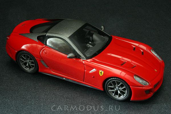 Ferrari 599 GTO (2010) – Hot Wheels 1:43