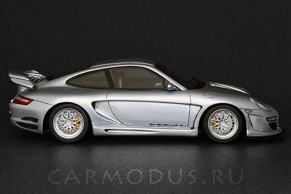 Porsche 911 Gemballa Avalanche GTR 650 (2006) – Spark 1:43