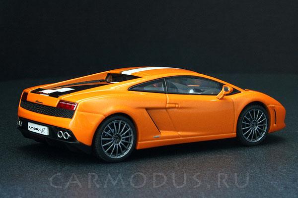 Lamborghini Gallardo LP550-2 Valentino Balboni (2009) - AUTOArt 1:43