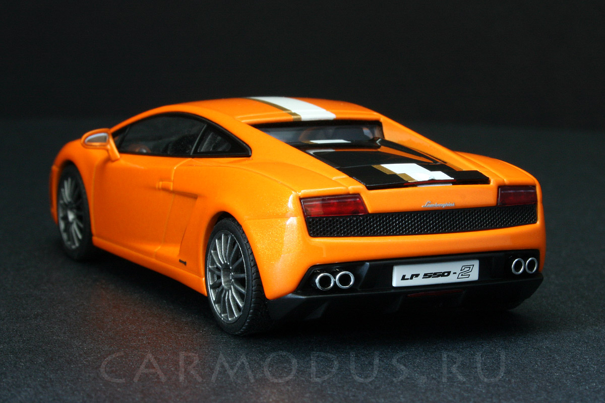 Lamborghini Gallardo LP550-2 Valentino Balboni (2009) – AUTOart 1:43 ...