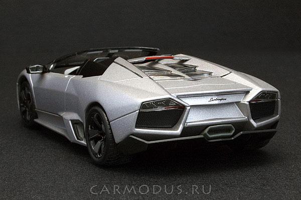 Lamborghini Reventon Roadster (2010) – MINICHAMPS 1:43