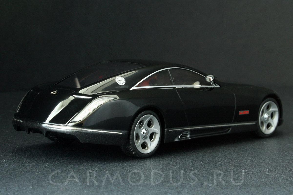 Maybach Exelero Concept Car Fulda (2005) – Schuco 1:43