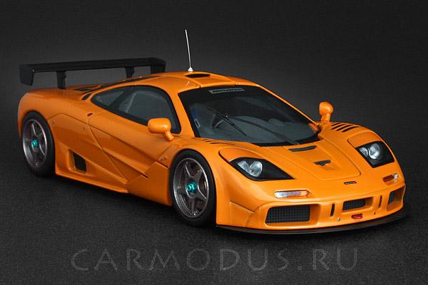 McLaren F1 GTR (1995) – HPI Racing 1:43