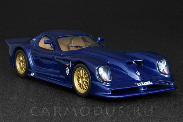 Panoz Esperante GTR-1 (1997) – IXO Models 1:43
