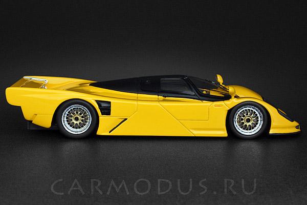 Dauer 962 Le Mans Porsche (1994) – Spark 1:43