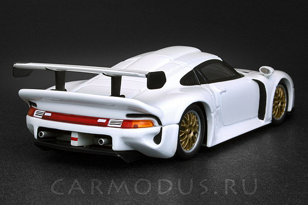Porsche 911 GT1 (1996) exclusive for Kyosho – MINICHAMPS 1:43