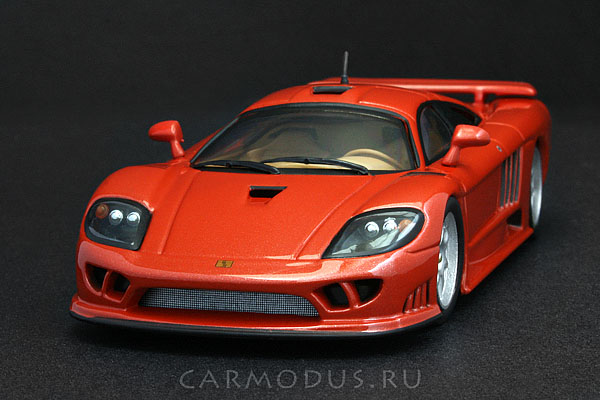 Saleen S7 Twin Turbo (2006) – IXO Models 1:43